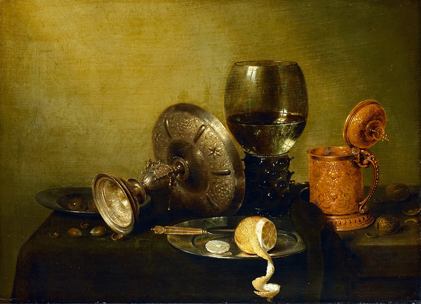 1634. Oil on panel, 44.5 x 62 cm. Located in the Rijkmuseum, Amsterdam, Netherlands. --- Image by © Corbis