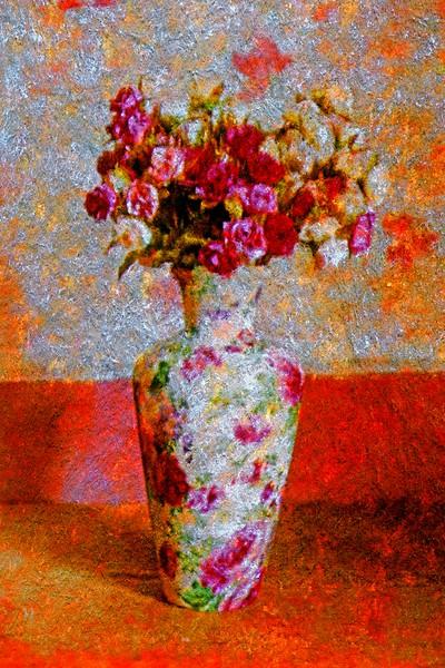 Flower Vase --- Image by © André Burian/Corbis
