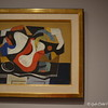 """""""UNTITLED"""" (1939) by Vaclav Vytlacil<br /> <br /> Casein on paper on board<br /> <br /> High Museum of Art<br /> 1280 Peachtree Street, N.E. <br /> Atlanta, GA 30309<br /> Official website: <a href=""""http://www.high.org"""">http://www.high.org</a><br /> <br /> (photo taken 7/25/2014)<br /> <br /> My Homepage:  <a href=""""http://www.godschild.smugmug.com"""">http://www.godschild.smugmug.com</a>"""