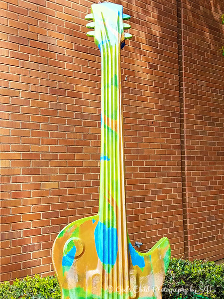 "April 21, 2018<br /> <br /> There was not an official title or artist's name for this guitar.<br /> <br /> City Hall<br /> Indianola, MS<br /> <br /> My Homepage:  <a href=""http://www.GodsChild.SmugMug.com"">http://www.GodsChild.SmugMug.com</a>"