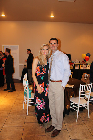 Annelise  Bacon & Brad Reed (Event MC)