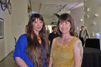 Margo Moulton and Sarah McKenna