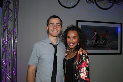 Clark Baldwin and Khandice Winters