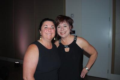 Debbie Matteri and Lisa Beebe