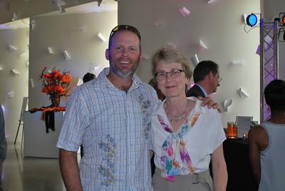 Kevin Bennoch and Lynn Walton