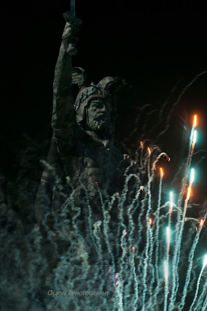 herman in fireworks