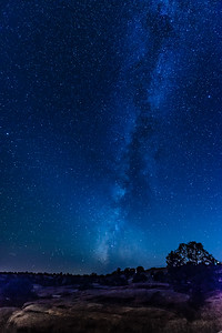 1813_Canyon de Chelly_Milky Way
