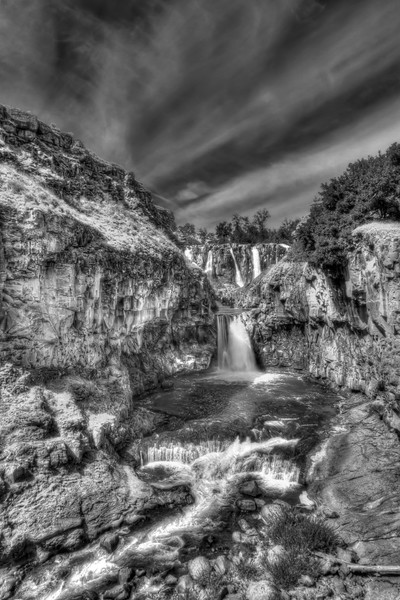 White River Falls State Park<br /> <br /> by Brett Downen
