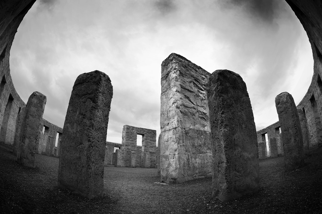 Stonehenge War Memorial, WA<br /> By Beverly Downen
