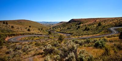 High Desert Road