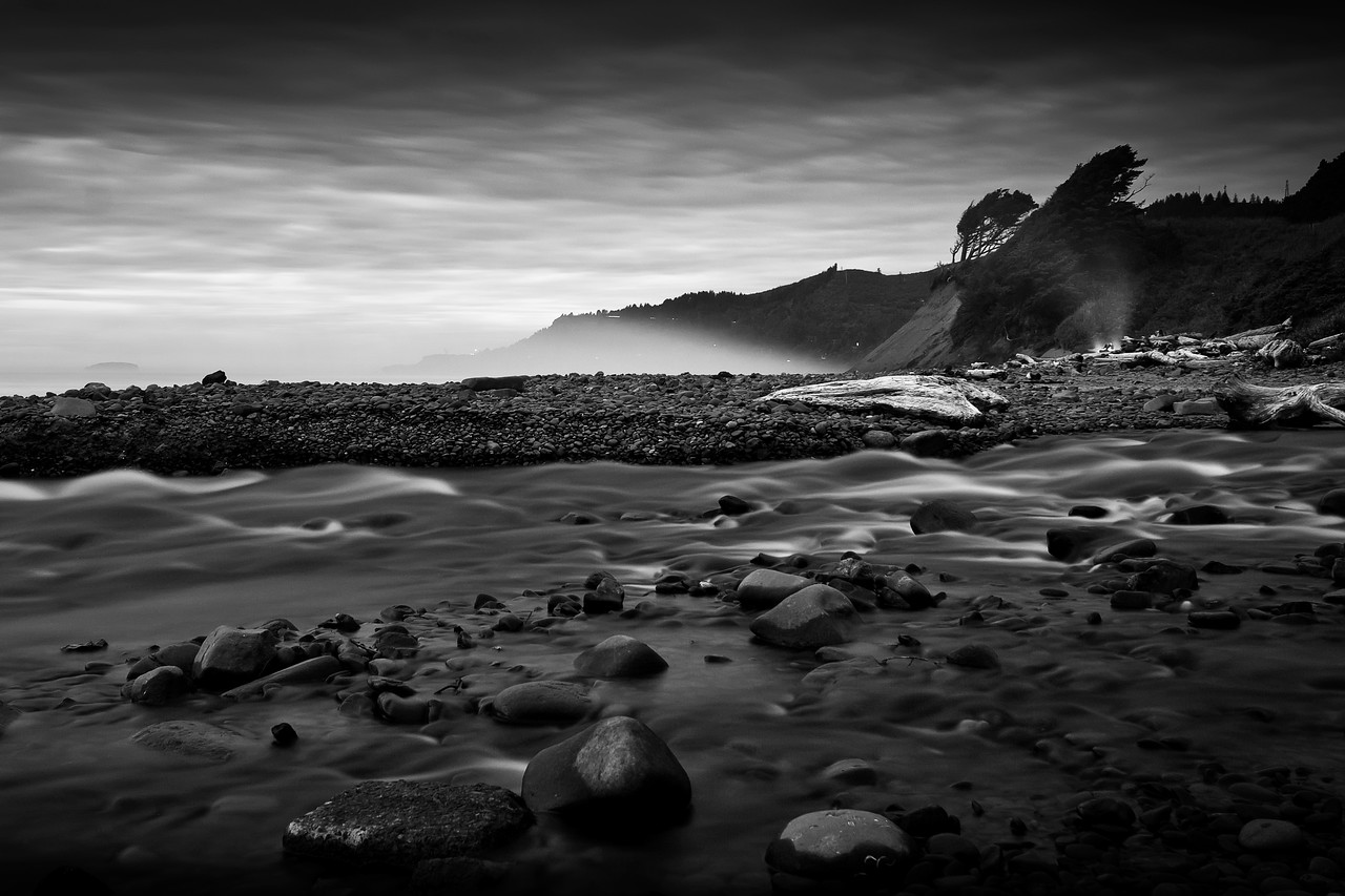 Beverly Beach, Oregon<br /> By Beverly Downen