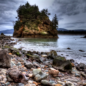 The First Grace Girabaldi, Oregon  by Brett Downen