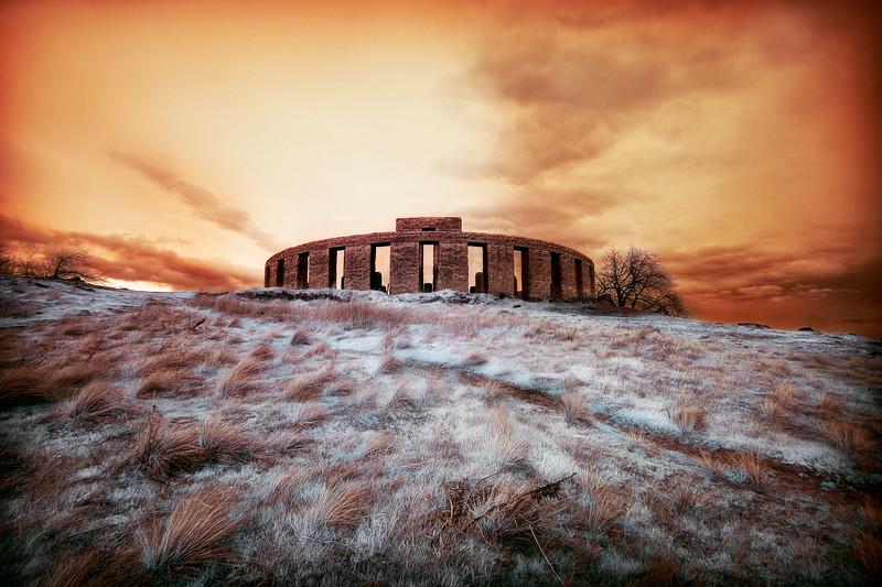 Stonehenge War Memorial, WA