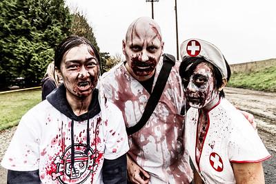 The Zombie Run 2013