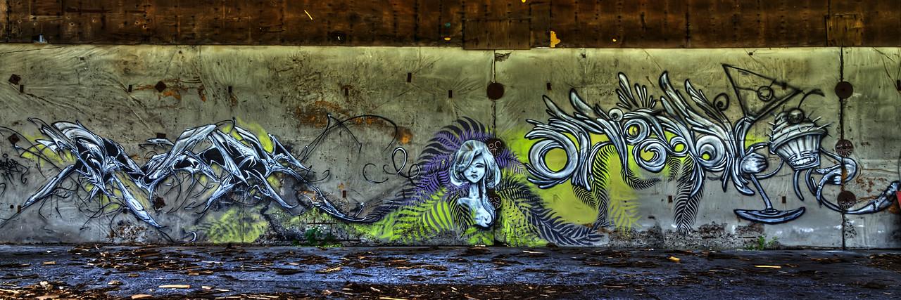 Warehouse of Artwork<br /> <br /> by Brett Downen