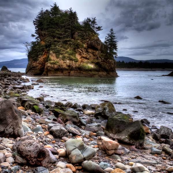 The First Grace<br /> Girabaldi, Oregon<br /> <br /> by Brett Downen