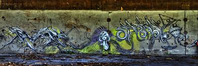 Warehouse of Artwork  by Brett Downen