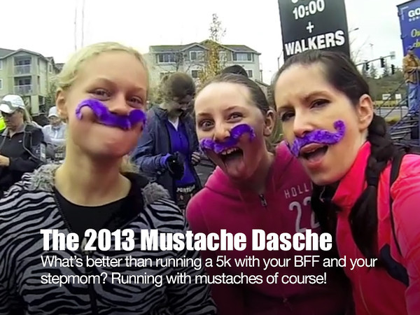 The Mustache Dasche 2013