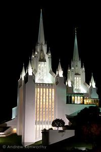 Morman Temple San Diego