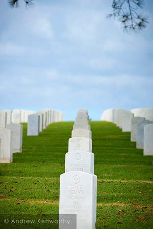Ft Rosecrans National Cemetary 1