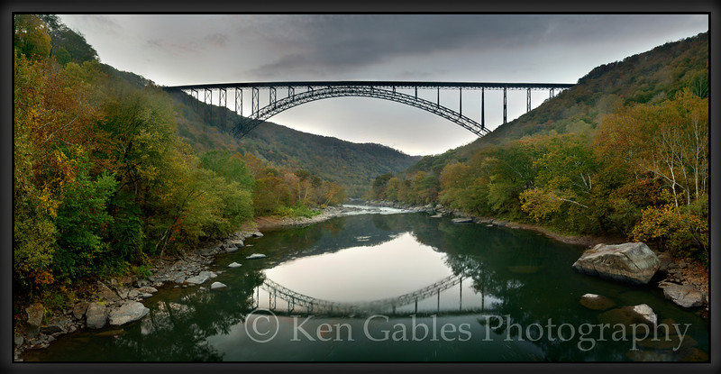 New River Gorge Bridge, Fayette County West Virginia
