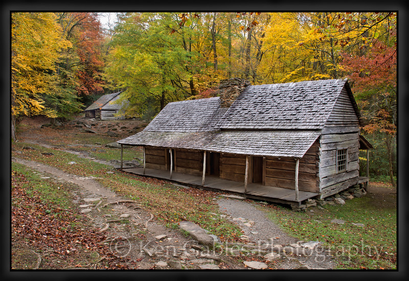 Noah Ogle Farm, Great Smoky Mountain National Park, Tennessee