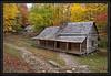 Noah Ogle Farm, Great Smoky Mountain National Park, Tennessee