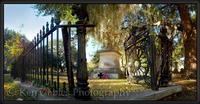 General Hardee's Tomb, Live Oak Cemetery, Selma Alabama