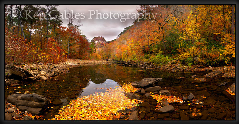 Crow Point, Little River Canyon National Preserve, Dekalb County Alabama