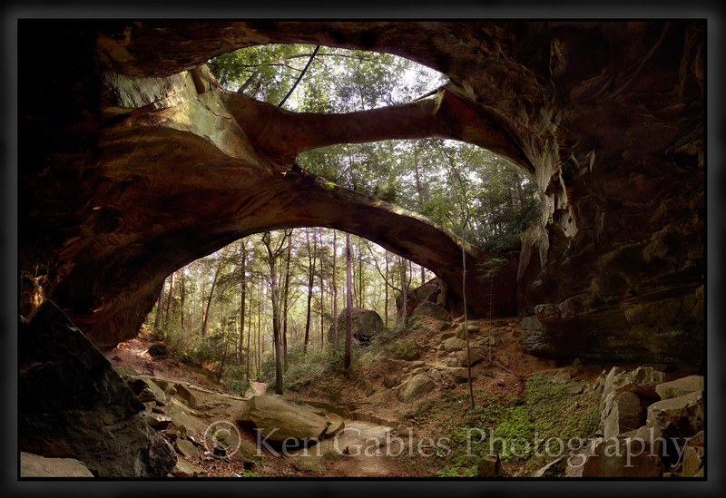 Natural Bridge, Winston County Alabama