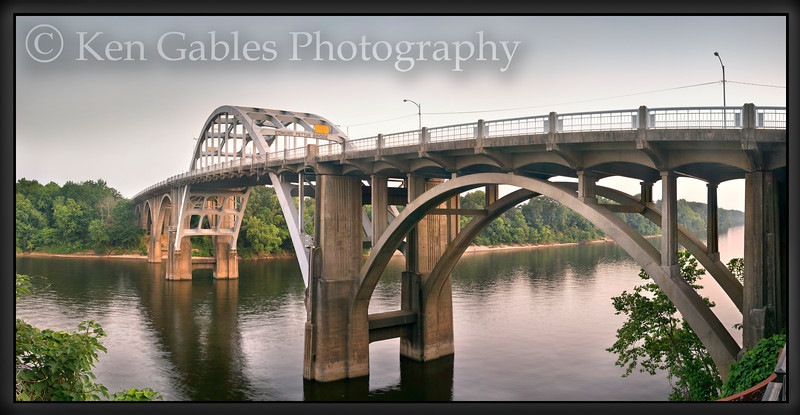 Edmond Pettus Bridge, Selma Alabama