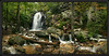Peavine Falls, Oak Mountain State Park, Shelby County Alabama