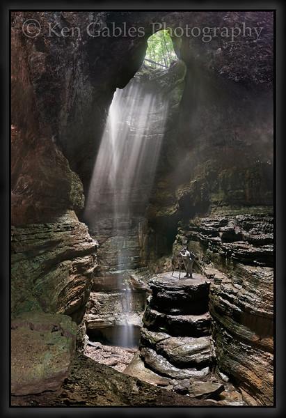 Stephen's Gap Pit Cave, Jackson County, Alabama
