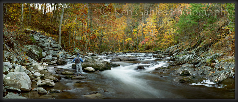 Tellico River, Monroe County Tennessee