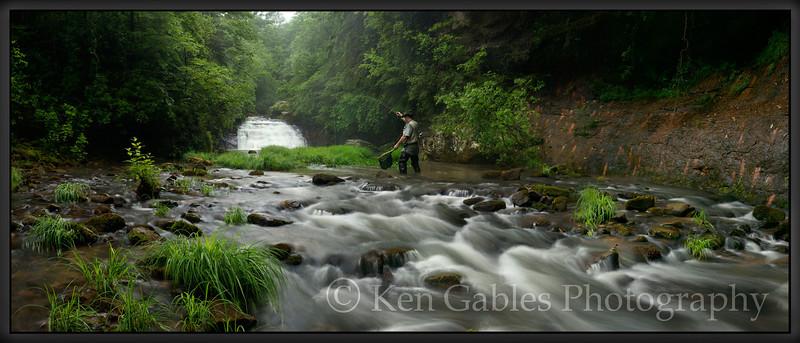 Hubbard Creek, Sipsey Wilderness, Winston County Alabama