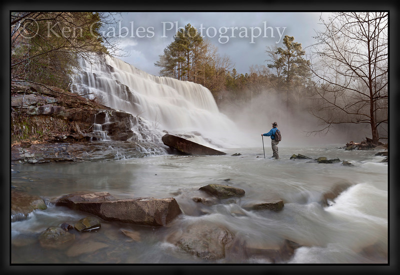 Welti Falls, Cullman County, Alabama