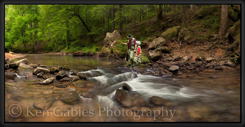 Borden Creek, Sipsey Wilderness, Winston County, Alabama
