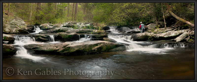 Cheaha Creek, Talladega National Forest, Clay County, Alabama