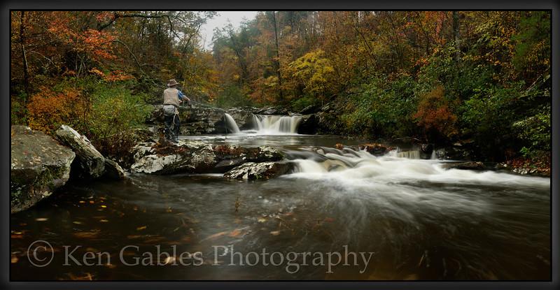 Cheaha Creek, Talladega National Forest, Clay County, Alabama