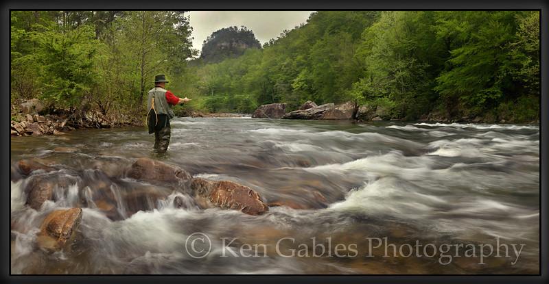 Little River Canyon National Preserve, Dekalb County Alabama