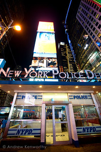 New York Police Dept