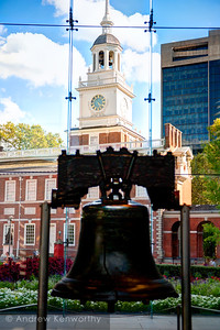 Independence Hall - Liberty Bell