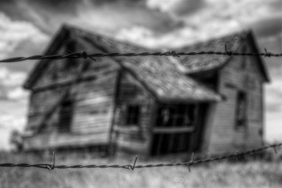 Abandoned Structures, A Photographer's Perspective  by Brett Downen