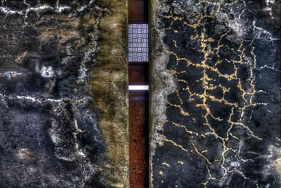 Ceiling in Distress near Dee, Oregon  by Brett Downen