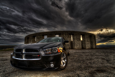 2013 Charger SXT and Stonehenge