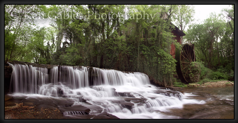 Falls Mill, Franklin County Tennessee