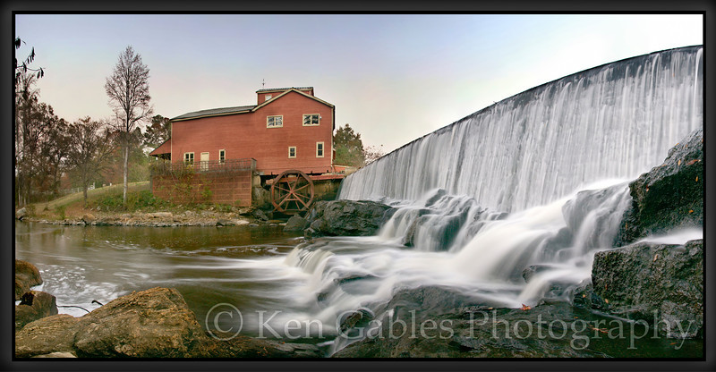 Shannon's Mill, Chilton County, Alabama