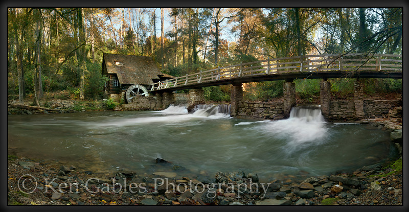 Mountain Brook Mill, Jefferson County Alabama