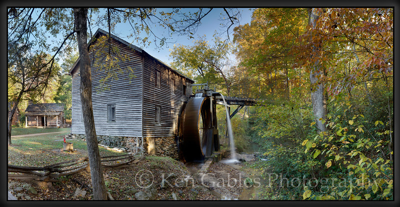 Haygood Mill, Pickens County, South Carolina