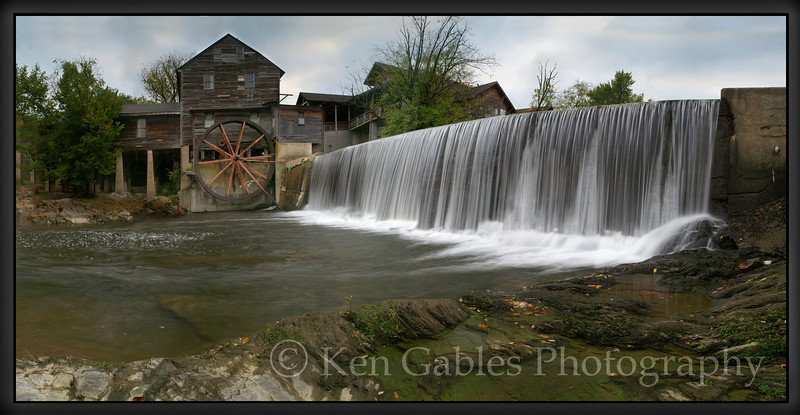 Old Mill, Pigeon Forge, Sevier County Tennessee